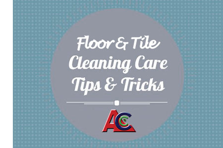 Tips for Cleaning Floors and Tile in Los Angeles Commercial